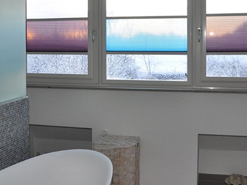 raamdecoratie kunststof kozijnen van multigevel