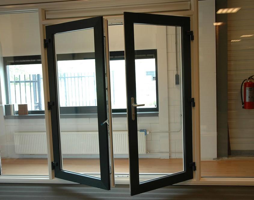 Kunststof Openslaande Deuren : Openslaande kunststof deuren multigevel