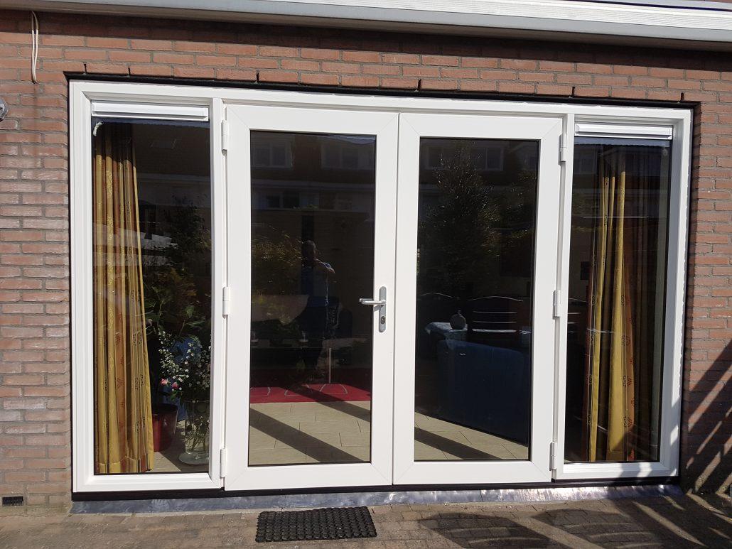 Raamdecoratie Openslaande Deuren : Openslaande deuren nieuw vennep » multigevel